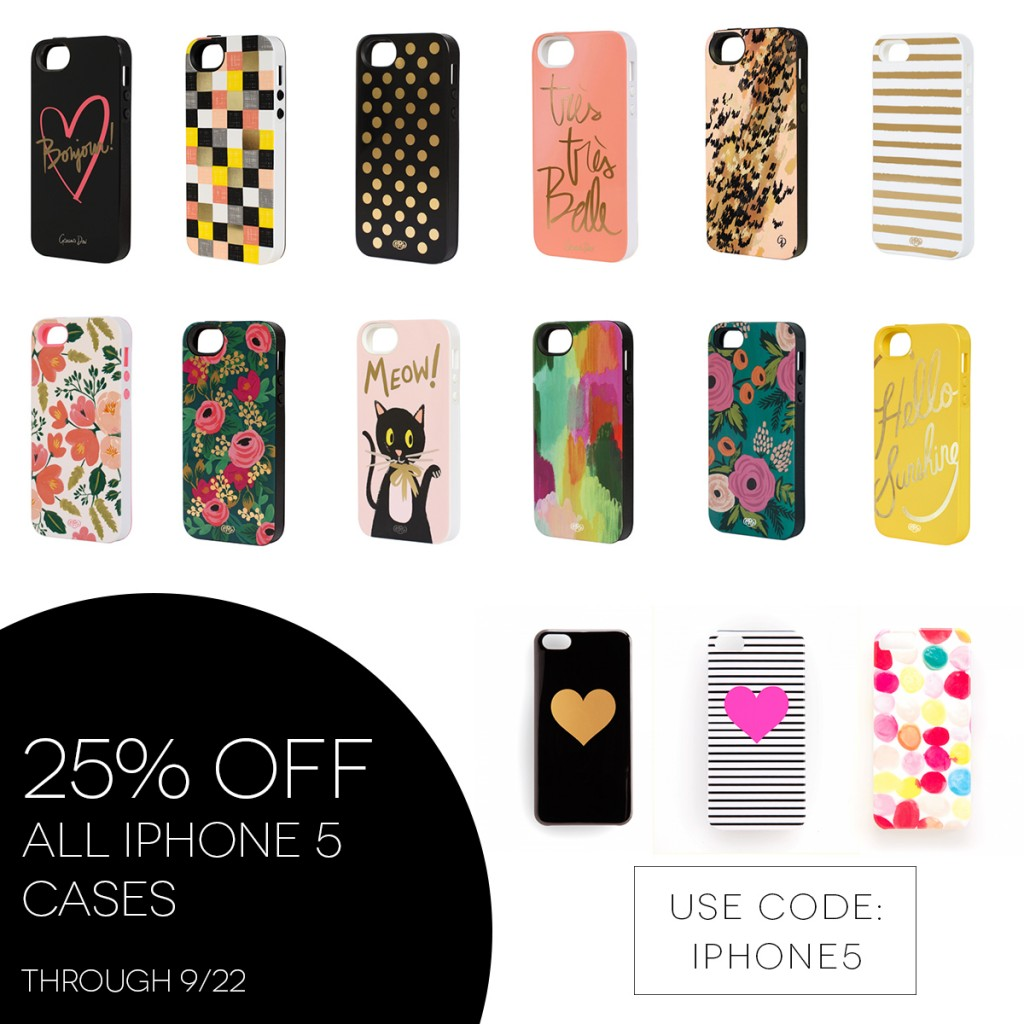 iphone 5 case sale