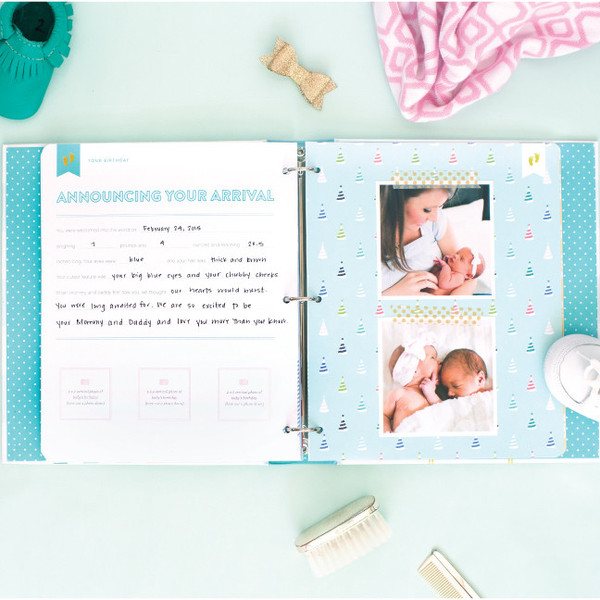 Emily Ley Baby Book