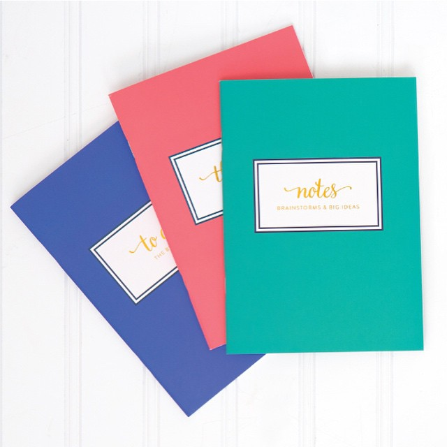 emily ley mini notebooks