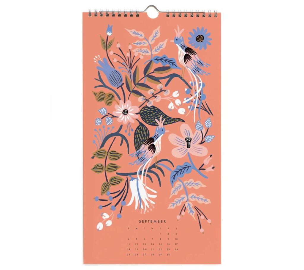 2016 Folk Calendar by Rifle Paper Co.