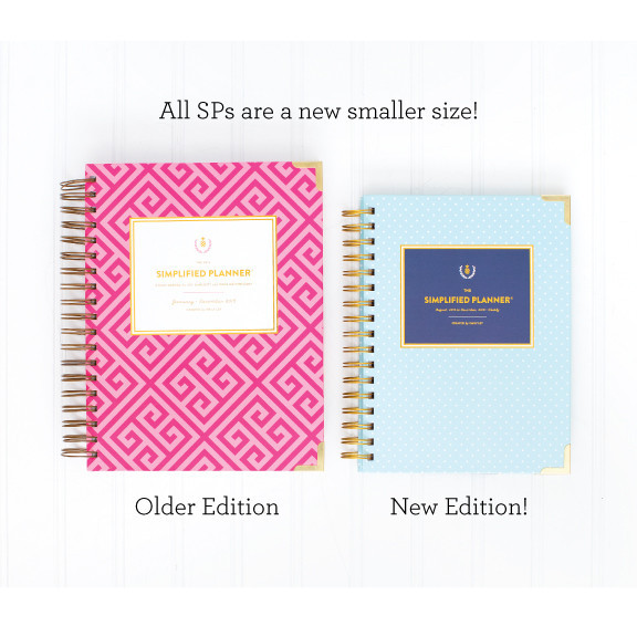 2016 Simplified Planner Emily Ley