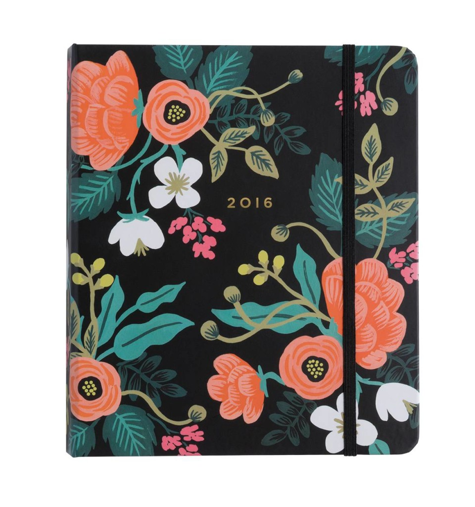 2016 Rifle Paper Co. Planner