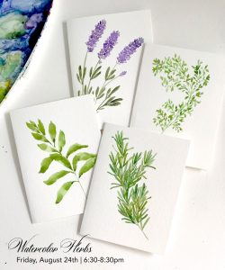 watercolor-herb-workshop-dated