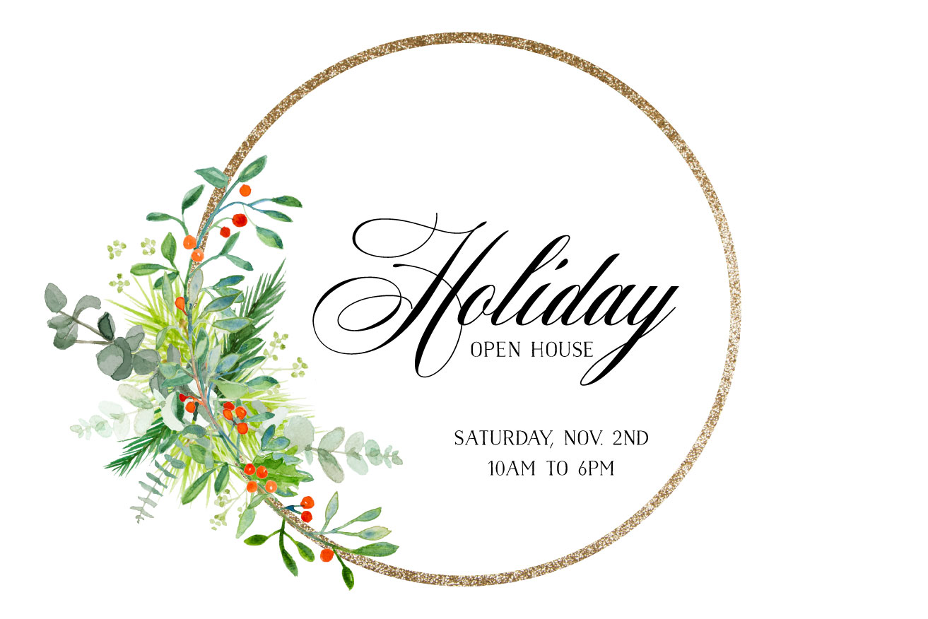 2019 paper luxe holiday open house