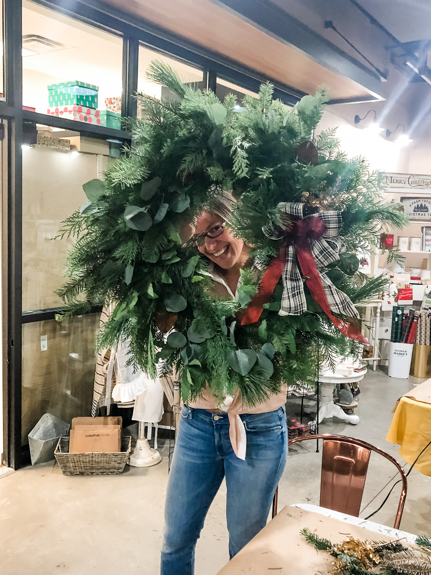 Tacoma Wreath Making Workshop